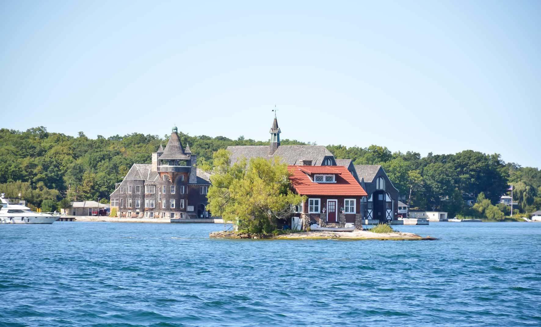 1000 Islands and Kingston Ontario, Canada