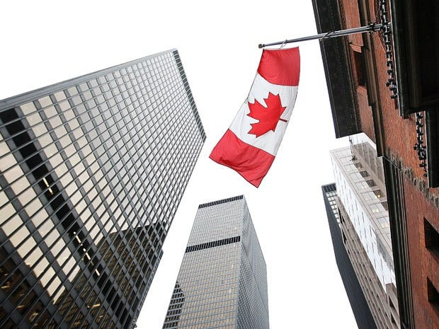 bank of Canada, interest rate