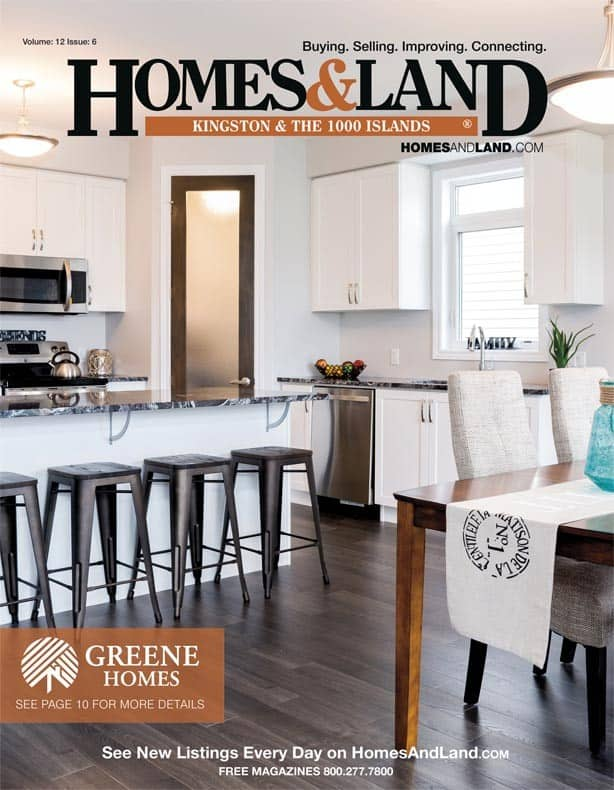 new issue kings & land of Ontario