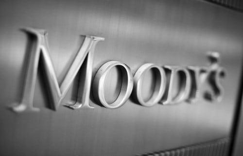 Portrait of Moody's