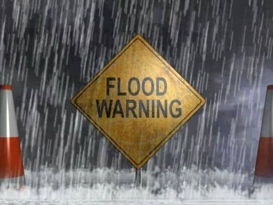 Kingston flooding update