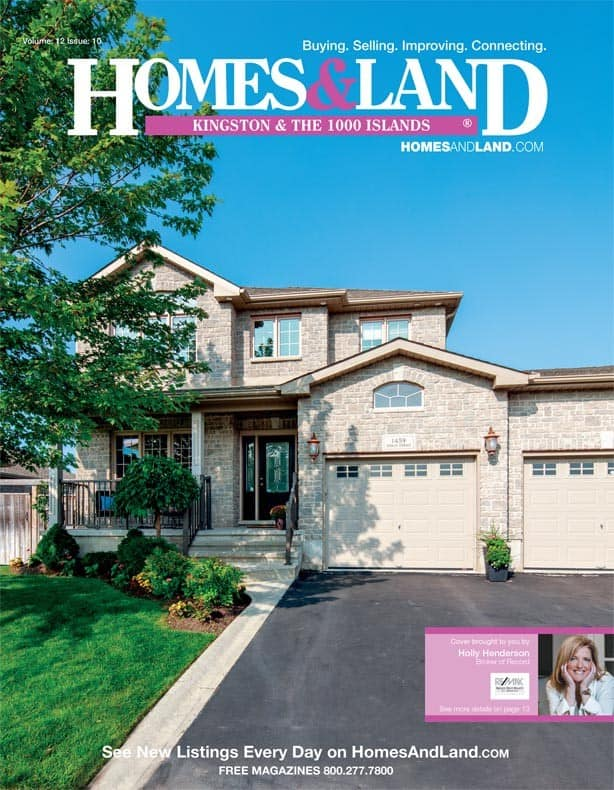 homes & land